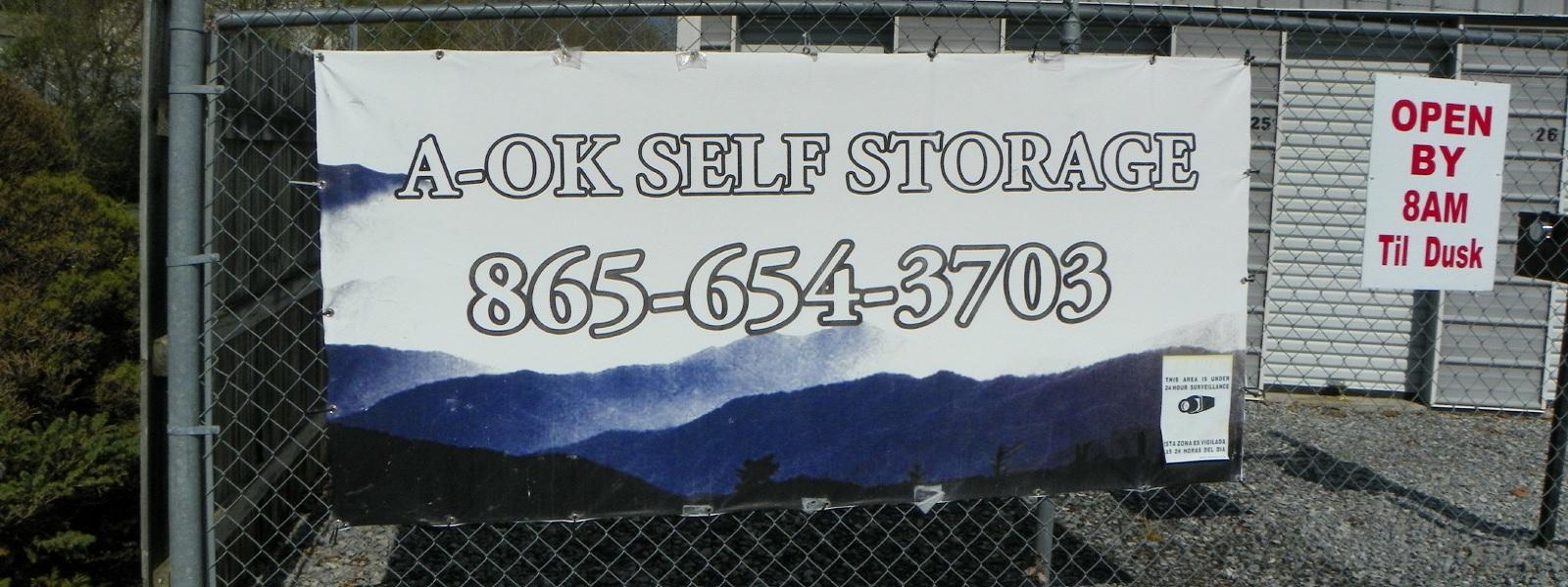 A-Okay Storage Units